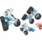Salt Water Fuel Cell Monster Truck,Equipped with Four-wheel Drive Mechanical Con