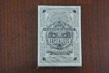 United States Capitalists Playing Cards