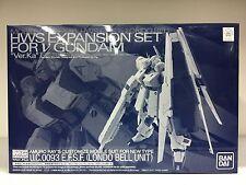 Premium Bandai MG 1/100 FA-93 HWS Expansion Set for V Nu Gundam Version Ka Japan