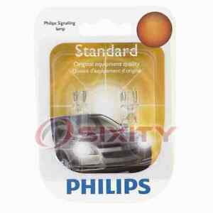 Philips License Plate Light Bulb for Jeep Cherokee Compass Liberty Patriot lw