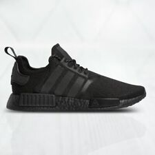 adidas Pharrell Williams NMD R1 Boost Trainers in Black