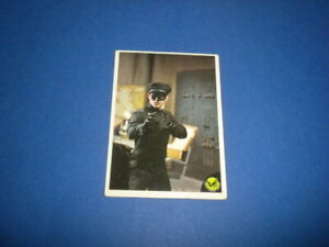 THE GREEN HORNET card #32 Greenway/Donruss 1966 Printed in U.S.A. - ABC TV