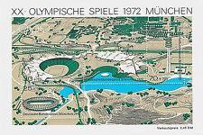 Briefmarken mit Sport- & Spiel-Motiven aus der Bundesrepublik