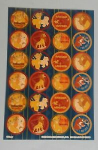 Keep them Happy With Lion King Stickers for your Planner 262215
