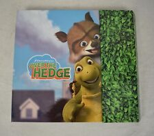 Over The Hedge Dreamworks Graphgic Animation Treatment Book 2006 Cells 8 DVDs