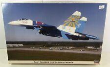 Hasegawa Su-27 Flanker 'New Russian Knights' Model Kit - 1:72 Scale (00905)