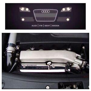 Fits Mk1 Audi TT Quattro Brushed Manifold Cover - 225 (8N98-06)