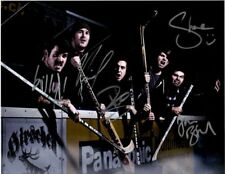 SILVERSTEIN BAND SIGNED AUTOGRAPHED 10X8 REPRO PHOTO PRINT Shane Paul Josh