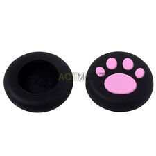 Thumbsticks Grip Cover for PS4 PS3 Xbox 360 One Controller Cat Paw Patterned
