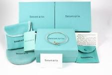 Bracciale Tiffany & Co Argento e Oro 18kt