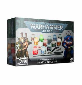 Warhammer 40K Paints & Tools - 60-12 - BNIB