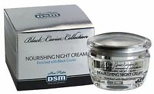 Mon Platin DSM Nourishing Night Cream Enriched with Black Caviar 50ml 1.76fl.oz