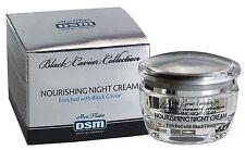 Mon Platin DSM Nourishing Night Cream Enriched with Black Caviar 50ml 1.76fl.oz
