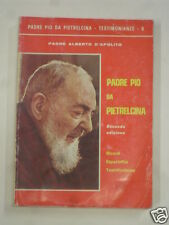 D'APOLITO - PADRE PIO DA PIETRALCINA - 1983