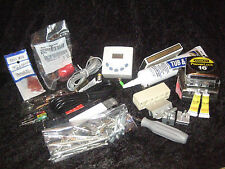 Lot Of 20 Hardware Items - From Tape Measurers To Nuts & Bolts