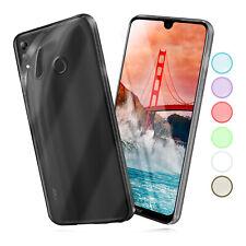 Huawei Honor 10 Lite 8X 9X 6X 9 8 7 Funda Silicona Transparente Caja Delgada