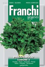 Franchi Seeds of Italy - Parsley - Comune 2 - Seeds