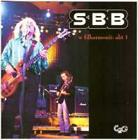 SBB W Filharmonii: Akt 1 CD Polish Prog Rock – Orig. Press