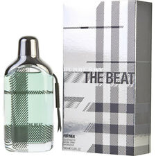 THE BEAT FOR MEN 100ml EDT SPRAY BY BURBERRY ----------------------- NEW PERFUME