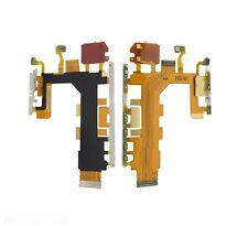 Power Volume Mic Button Flex Cable For Sony Xperia Z2 D6502 D6503 D6543 US