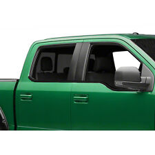 PUTCO 98563 F-150 Door Window Trim Accent Black Set SuperCab 2015-17