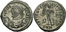 Constantin I Follis Cyzicus 317-320 IOVI CONSERVATORI Jupiter Zepter RIC 8 / 3 S