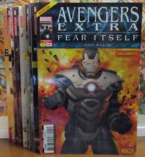 Lot Avengers / Extra / Universe / Ultimate / Séries Incomplètes / Comic / Marvel
