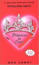 Princess in Love by Meg Cabot (The Princess Diaries #3) (2003, Paperback)