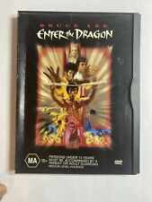 ENTER THE DRAGON Uncut (1973) Region 4 [DVD] Bruce Lee
