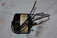 "HEATER MOTOR 47008040 12 Volt, 2 wires CCW rotation Dim: 3-1/4"" L x 3""  51-155"