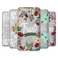 HEAD CASE DESIGNS FLORAL VERSES 2 SOFT GEL CASE FOR SAMSUNG PHONES 2