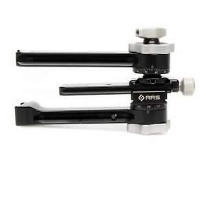 Really Right Stuff RRS PG-01 Pano Gimbal Head + Nodal Slide
