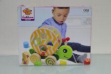 Eichhorn Color Schnecke; Nachziehspielzeug Lauflernspielzeug (Q68-R12)