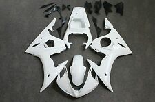 Unpainted Injection Plastic Fairing Fit for Yamaha 2003 2004 2005  YZF R6 YZFR6