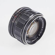 = Ricoh Auto Rikenon 55mm f1.4 Lens for M42 Mount SLR Cameras