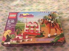 LEGO 7587 Belville Horse Jumping Rare Sealed Super Hard to Find damaged box