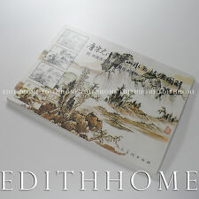 Chinese History Painting Explanation & Techniques Graphic Samples- 176pages