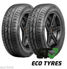 2X Tyres 195 50 R16 88V XL Continetal ContiPremiumcontact2 F B 72dB