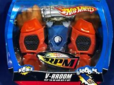 NEW Hot Wheels V-RROOM Sound Effect Toys SLIP ON  & REV UP Bike SCOOTER Bicycle