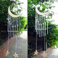 Wind Chimes Windchime Lovely Moon Star Outdoor Garden Home Decor Christmas Gift