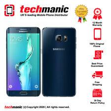 Samsung Galaxy S6 Edge - 32GB-NERO SAPPHIRE (Sbloccato) Smartphone