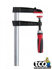 Bessey TG 20-2K Fundición Maleable Abrazadera de tornillo | 200mm capacidad | TG20-2K