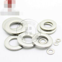 Stainless Steel Washers Metric Flat Washer Screw Kit M3 M4 M5 M8 M10 M12 M14 M18