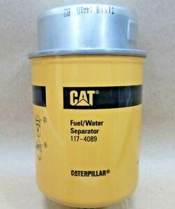 Genuine CAT Fuel/Water Separator 117-4089 , 1174089