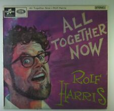 """12"""" LP - Rolf Harris - All Together Now - i800 - cleaned"""
