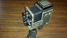Mamiya C220 Professional Medium Format TLR Film Camera w/Sekor 105mm f/3.5