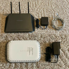Netgear Combo Pack: Nighthawk Router R7000 & Cable Modem CMD31T