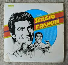 This is Sergio Franchi - *Tested Vg+* - 1973 Double Vinyl Lp Album (Vps-6082)