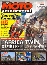 MOTO JOURNAL 2175 Brough Superior SS 100 YAMAHA MT-09 XTZ BMW S1000 XR R1200 GS