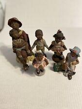 Bundle Of 5 Sarah's Attic Figurines